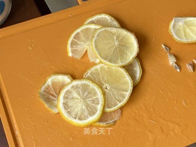 柠檬凤爪的做法