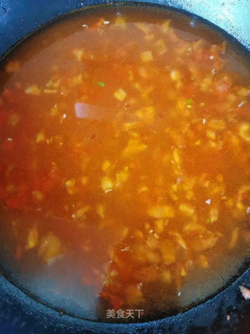 酸辣汤的美味做法