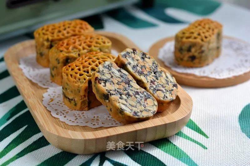 中秋月饼的制作方法