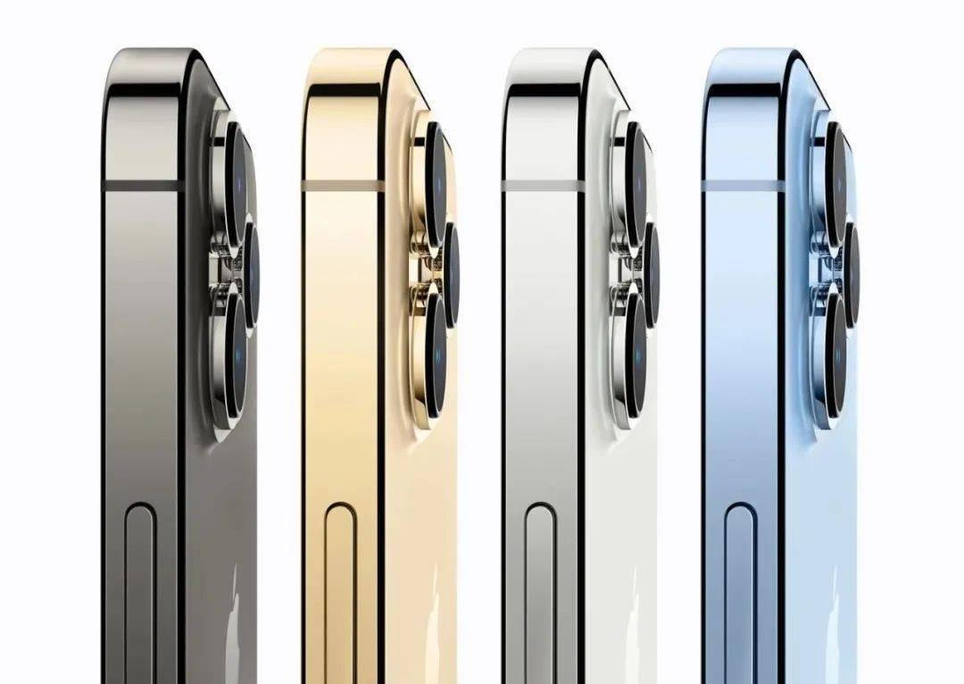 iPhone13Pro/Max发布 7999起 刘海变窄!120Hz高刷/1TB大储存 A15逆天~
