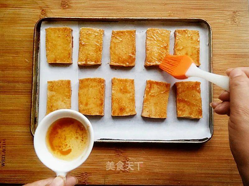 香烤豆腐怎么做好吃