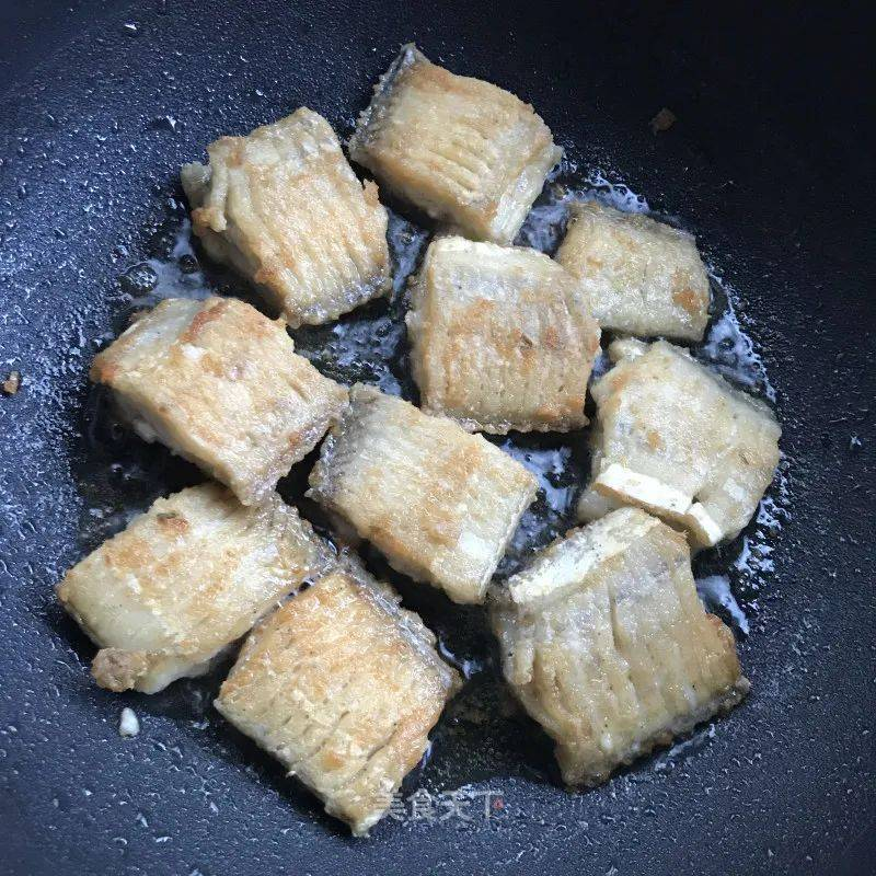 香煎带鱼的做法