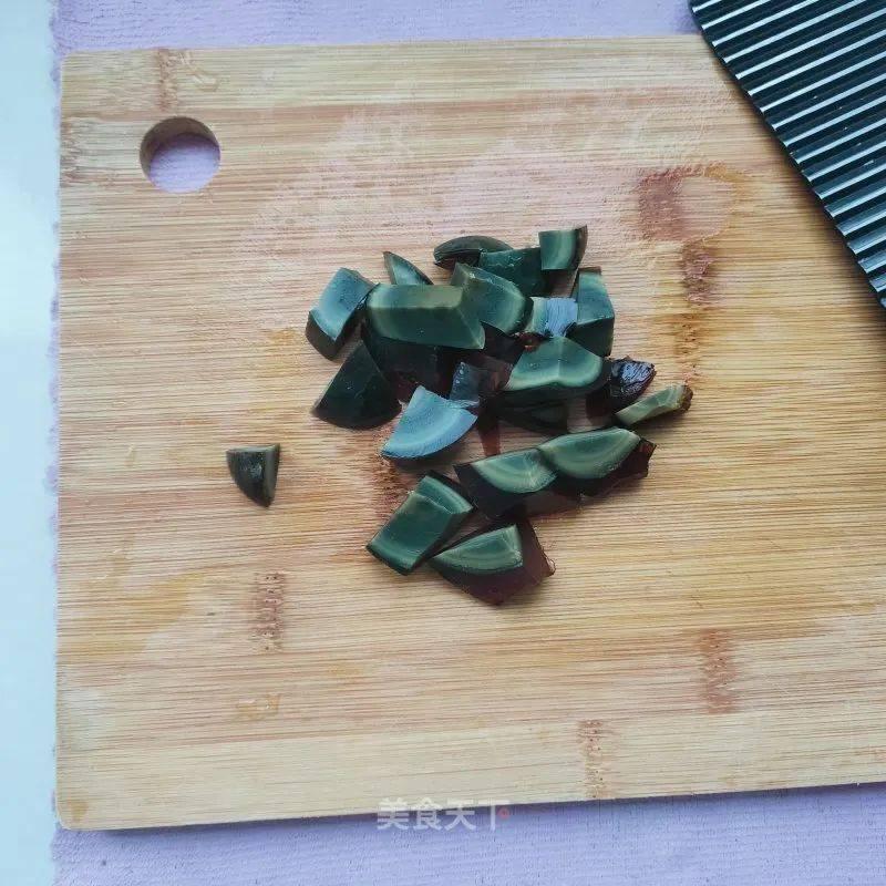 咸肉秋葵怎么炒好吃
