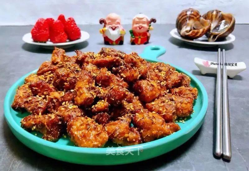 各种鸡丁的美味做法,大人小孩都爱吃