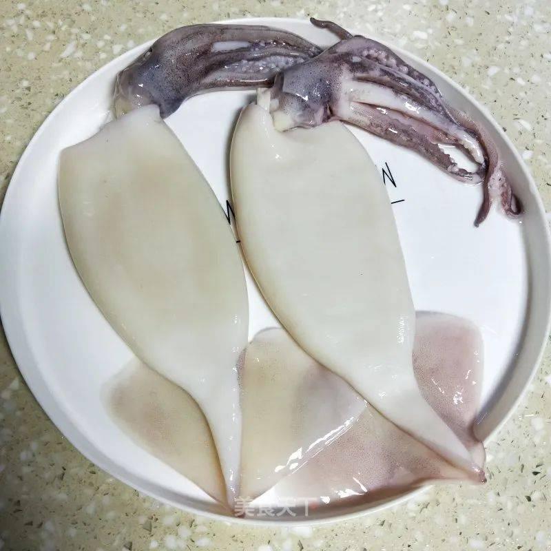 鱿鱼的各种做法