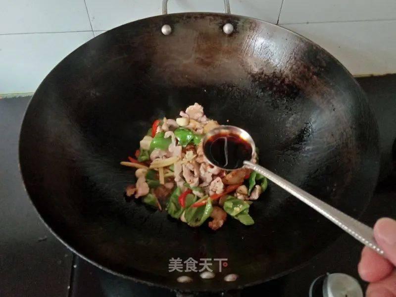 香菇炒肉怎么炒更好吃
