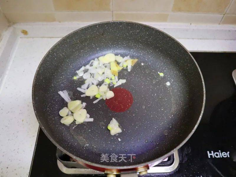 家常炒焖子的做法