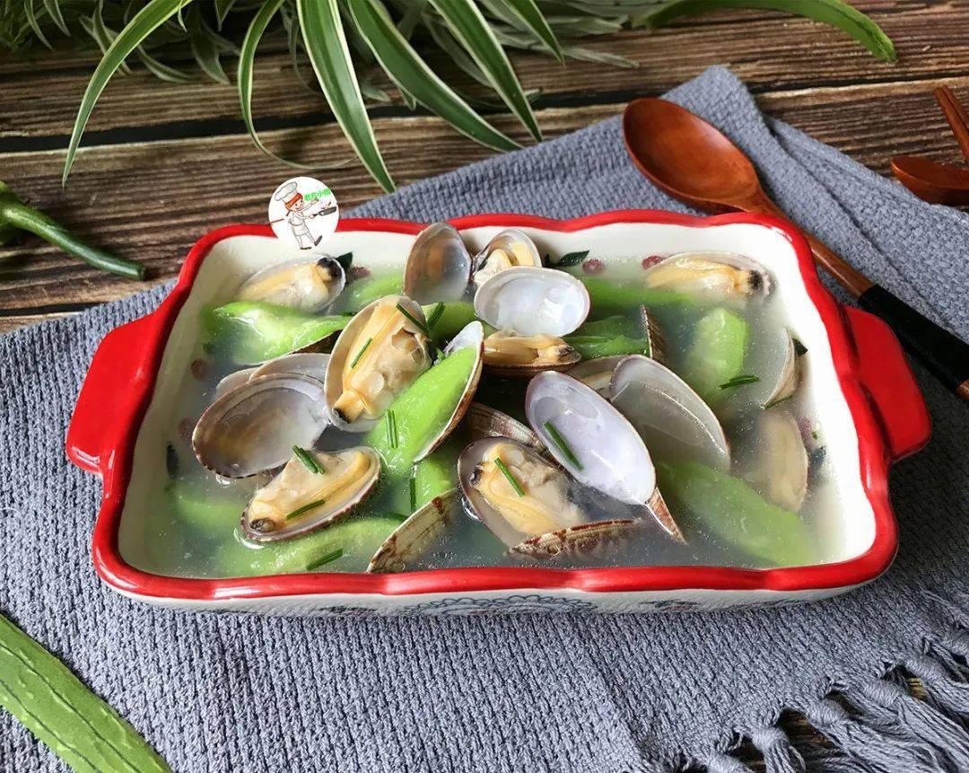 蛤蜊丝瓜汤怎么吨好喝