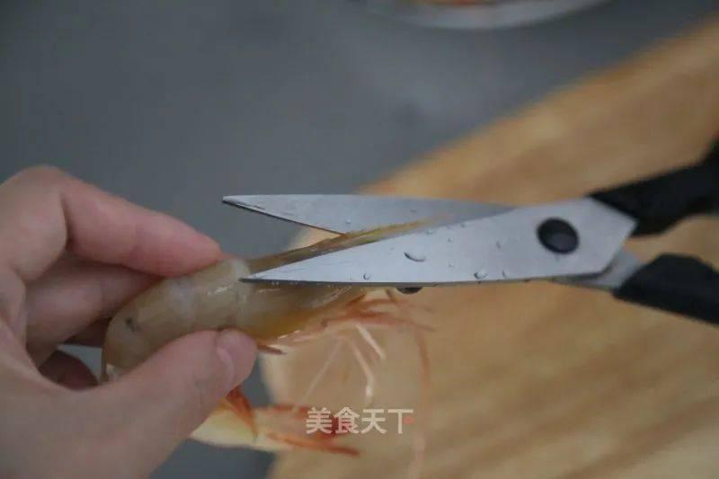 红烧大虾的做法