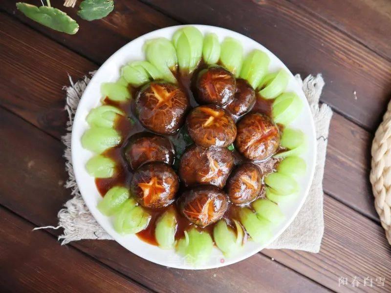 香菇菜品做法大集合,香菇炒菜蒸肉炖汤的方法