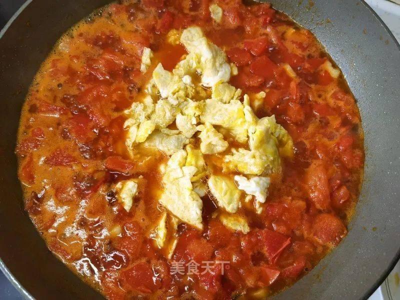 西红柿鸡蛋捞荞麦面怎么做好吃法